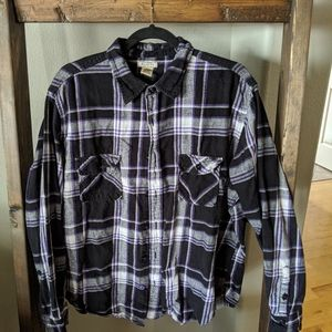 Arizona flannel size XXL